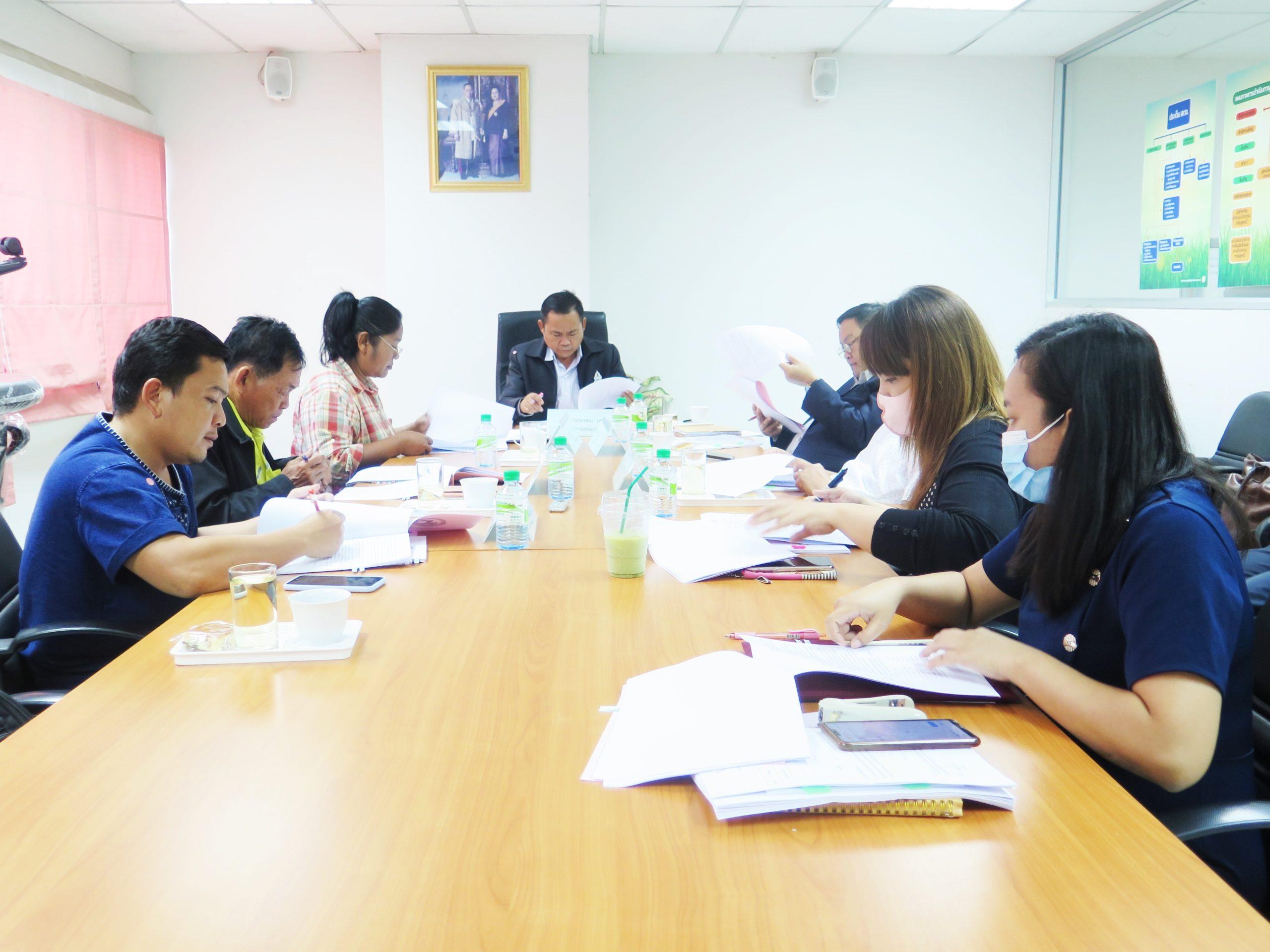 ประชุมกลั่นกรองวาระ คกก.หนี้ นัด 9