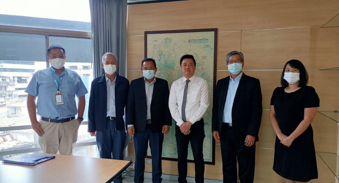 กฟก.หารือร่วมกับกลุ่มน้ำตาลไทย เพื่อแก้ปัญหาหนี้ให้เกษตรกร